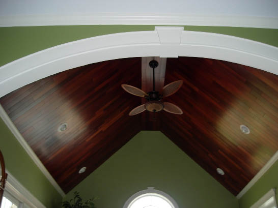 sunroom ceiling